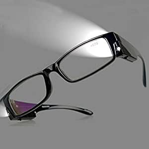 Bright LED Readers with Lights Reading Glasses ...