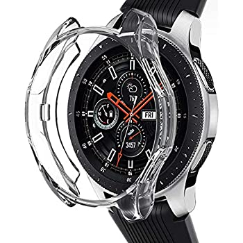 Amazon.com: Case Compatible with Samsung Galaxy Watch 46mm ...