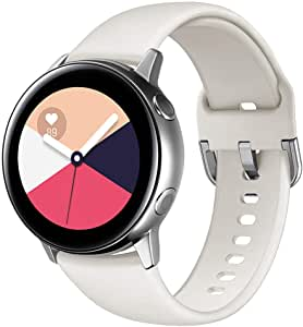 Amazon.com : NAHAI Compatible with Galaxy Watch Active ...