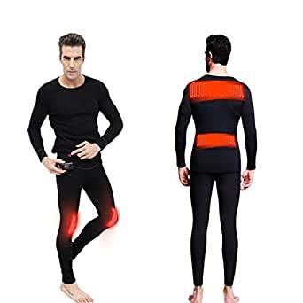 Amazon.com: Sunwill Thermal Underwear for Men&Women,Winter ...
