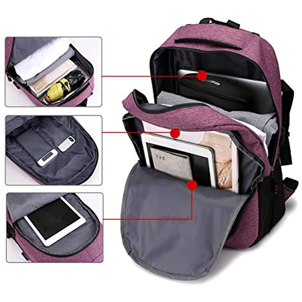 Backpacks Ranvoo Laptop Backpack, Business Waterproof ...