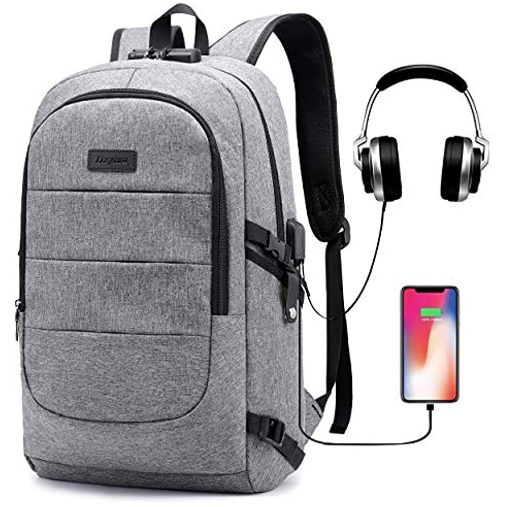 Backpacks Ranvoo Laptop For School Travel, Fits 15.6in ...