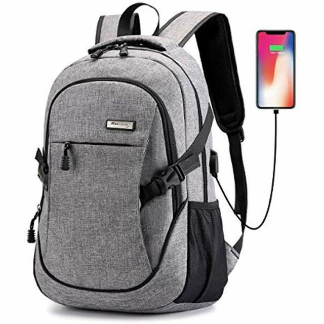 Backpacks Ranvoo School Laptop Backpack, Anti Theft Slim ...