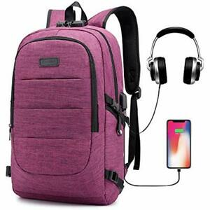 Backpacks Ranvoo School Laptop Backpack, Anti Theft Travel ...