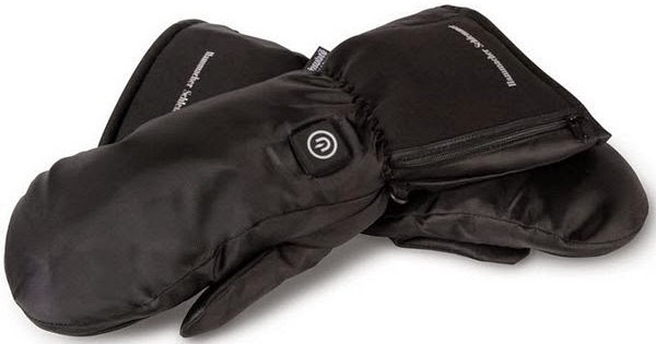 Battery Heated Mittens | Heated Clothing