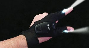 LED Flashlight Gloves 1