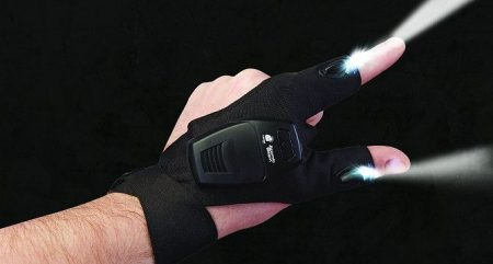 LED Flashlight Gloves 2