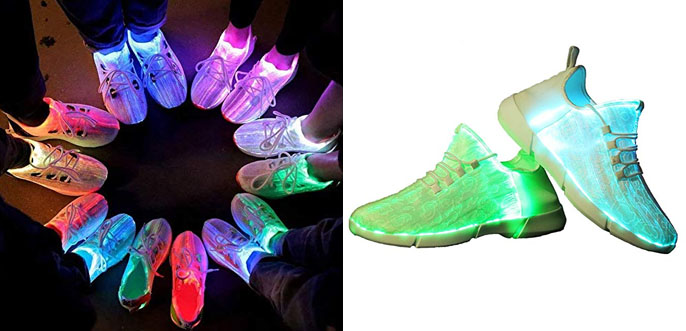 Best LED Light Up Shoes for Adults (Dancing & General ...