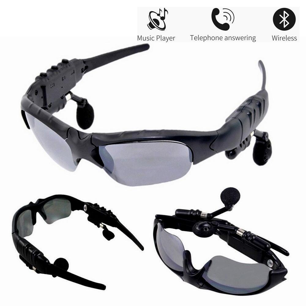 Bluetooth Headset Sunglasses, Outdoor Sports Bluetooth ...