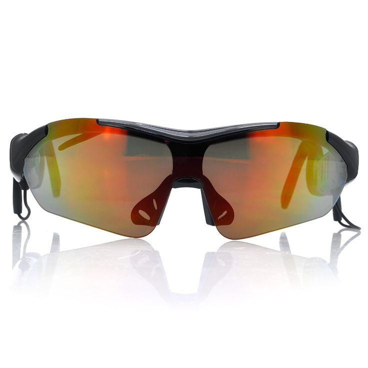 Bluetooth Sport Sunglasses | Wearable device, Cool ...
