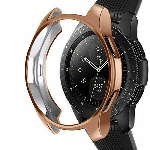 Case Compatible Samsung Galaxy Watch 42mm, NaHai Slim ...