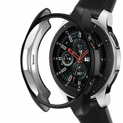 Case Compatible Samsung Galaxy Watch 46mm, NaHai TPU Slim ...