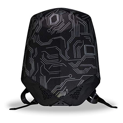 Clearon Electric Bluetooth Backpack Speaker | Portable Charger (Circuit)