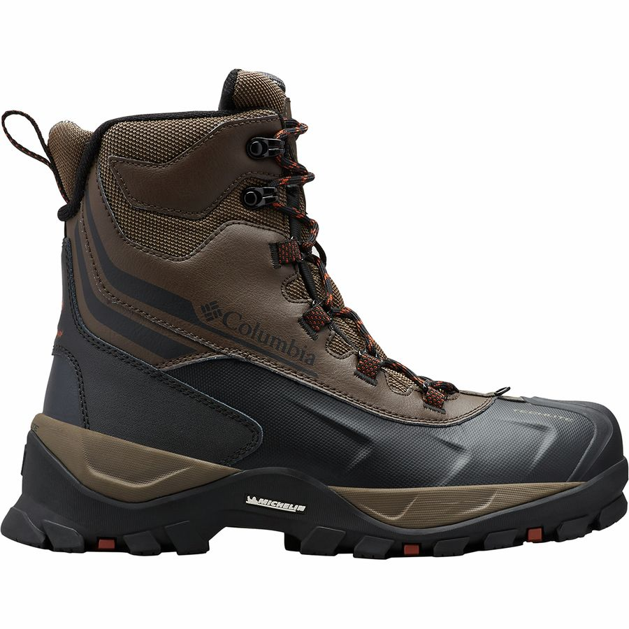 Columbia Bugaboot Plus IV Omni-Heat Boot - Men's ...