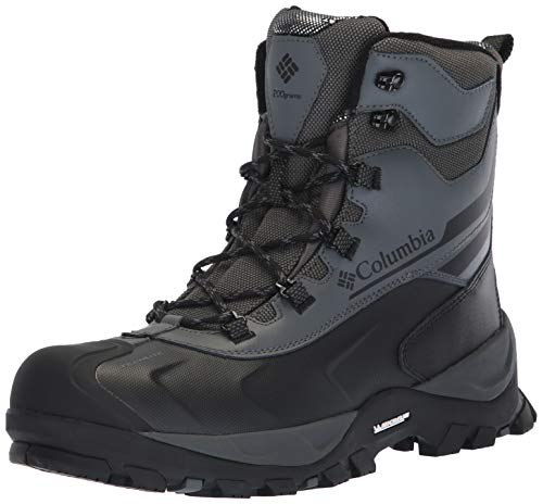 Columbia Men's Bugaboot Plus IV - Graphite Black