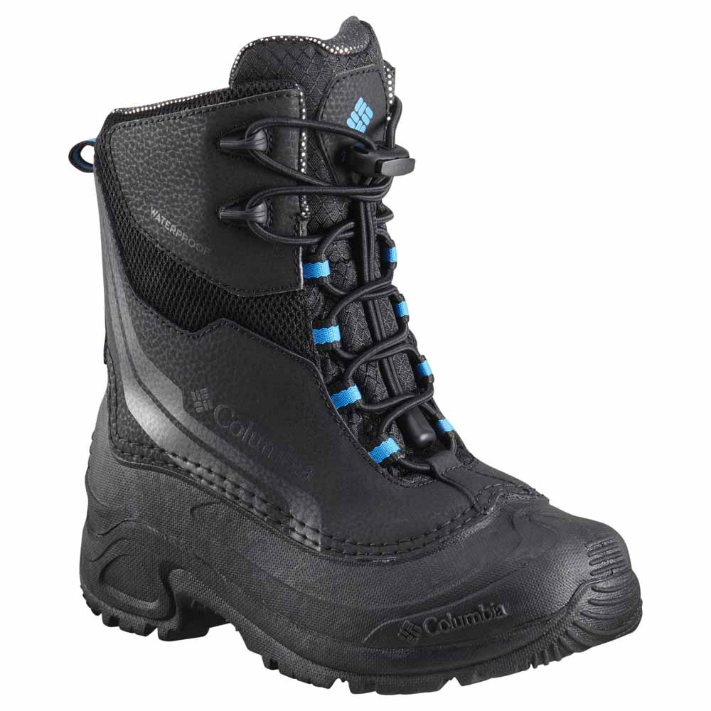 Columbia Youth Bugaboot Plus IV Omni Heat Black, Trekkinn