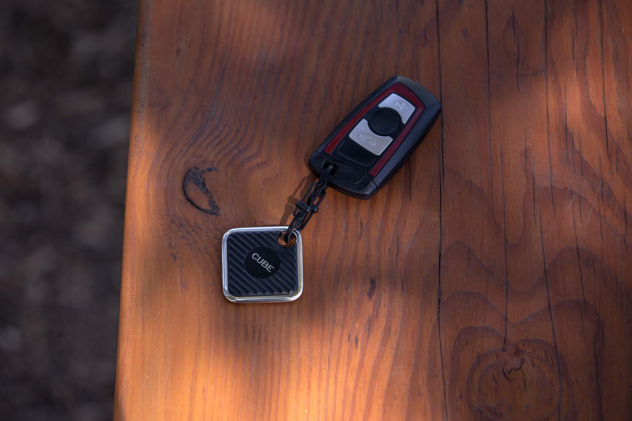 Cube Pro Key Finder Smart Tracker Bluetooth GPS Tracker ...