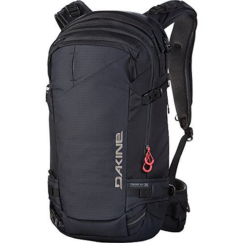 DAKINE Poacher Ras 26L Snow Sport Backpack (Black)