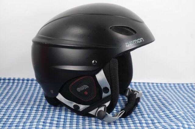 Demon Phantom Helmet Brainteaser Audio M Medium 55-58 cm ...