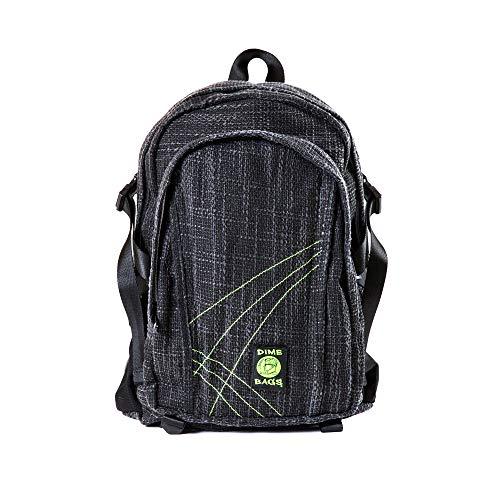 Dime Bags Classic Hemp Backpack (Black)