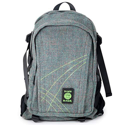 Dime Bags Urban Hemp Backpack (Aqua)