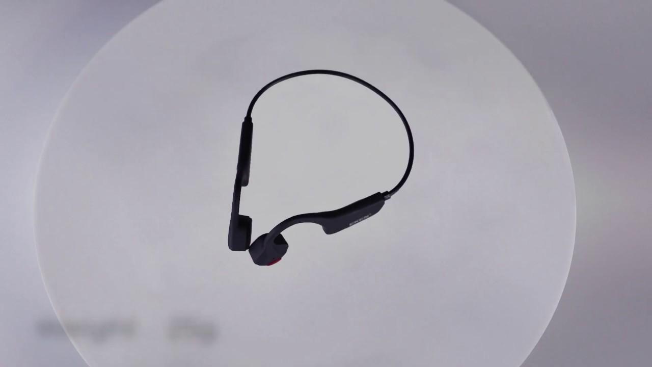 EKEN E1 Bone Conduction Headphones - YouTube