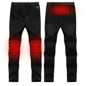 Electric Heated Warm Pants Men Women USB Heating Base ...