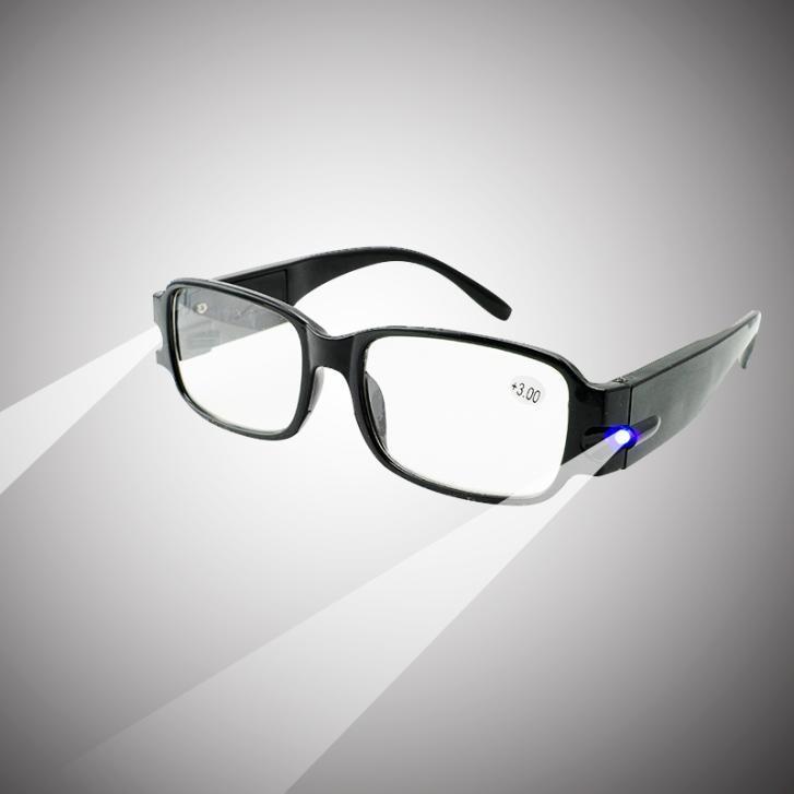 Fashion Style Design Glasses!!! Unisex Multifunction LED ...