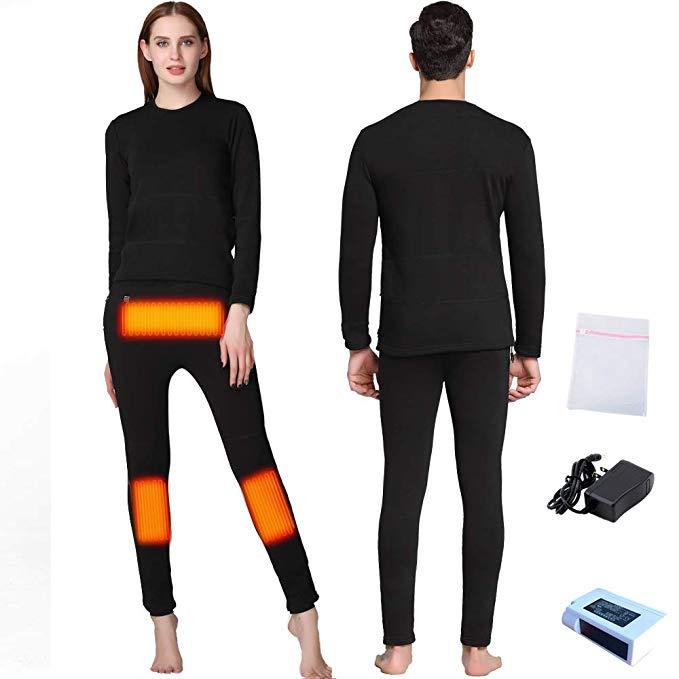 FERNIDA Insulated Heating Underwear