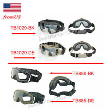 FMA Airsoft Glass Regulator Goggles Fan Version Cooler for ...