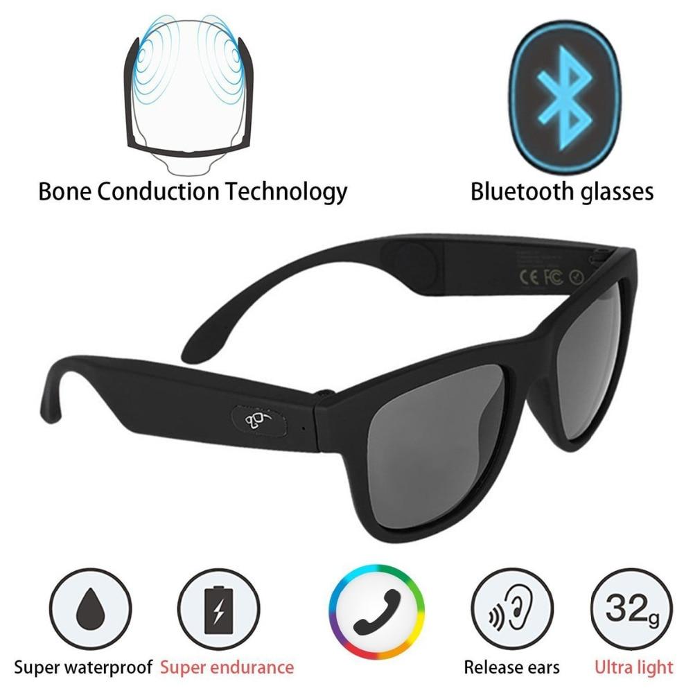 Sunglasses Wireless Headset