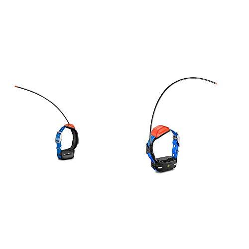 Garmin T5 GPS Dog Collar & 010-01486-10 T5 Mini GPS Collar - Dog Tracking Device, Blue