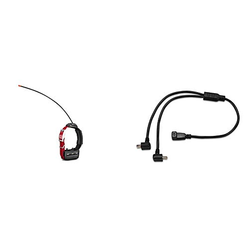 Garmin TT 15 Mini Dog Device & USB Split Adapter Cable