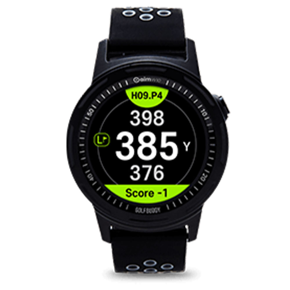GOLF BUDDY AIM W10 GPS WATCH | Discount Prices for Golf ...
