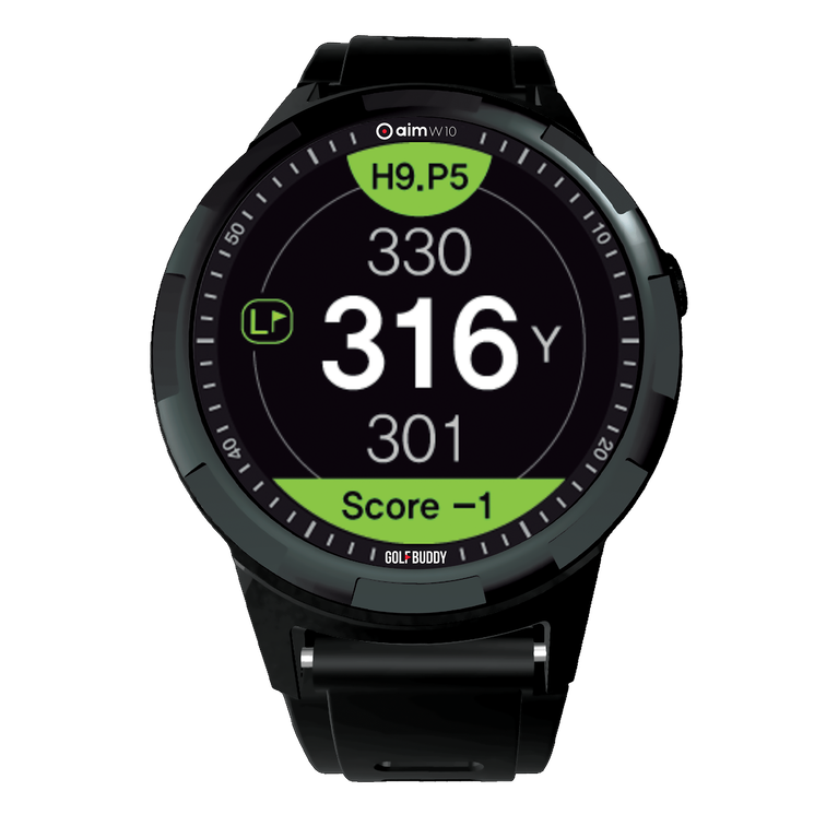 Golf Buddy AIM W10 GPS Watch | PGA TOUR Superstore