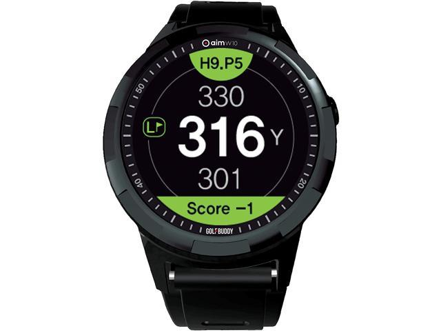 GOLFBUDDY aim W10 Golf GPS Watch