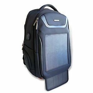 HANERGY Solar Powered Backpack with Built-in 10.6W Solar Thin Film Panel   eBay