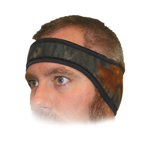 Heat Factory Fleece Ear Headband - Mossy Oak