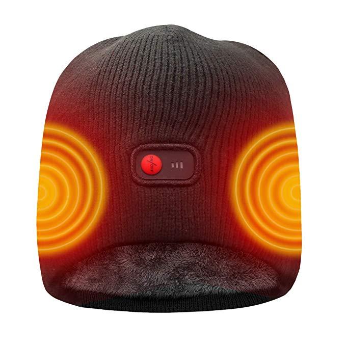 Heated Hat Beanie
