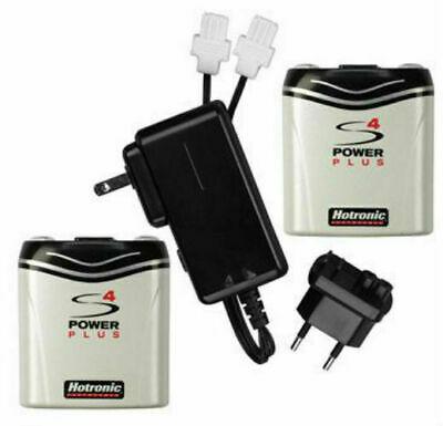 Hotronic FootWarmer S4 Power Set | Battery Pack Pair ...