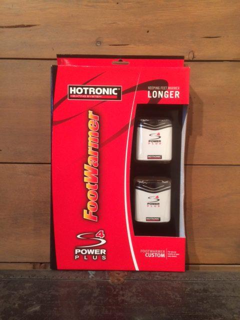 Hotronic S4 Custom Ski Boot Heater - Rocky Mountain ...