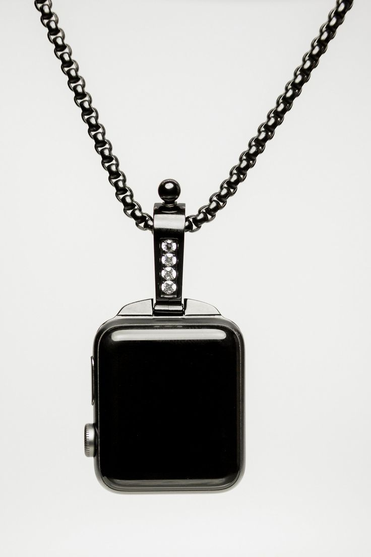 iClasp - Black | Modern jewelry, Apple watch, Watches jewelry