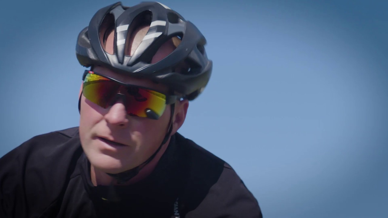 Introducing TriEye Sport Performance eyewear - YouTube