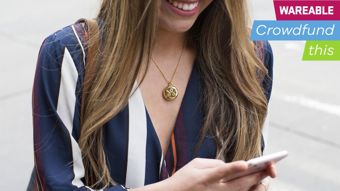 invisaWear necklace