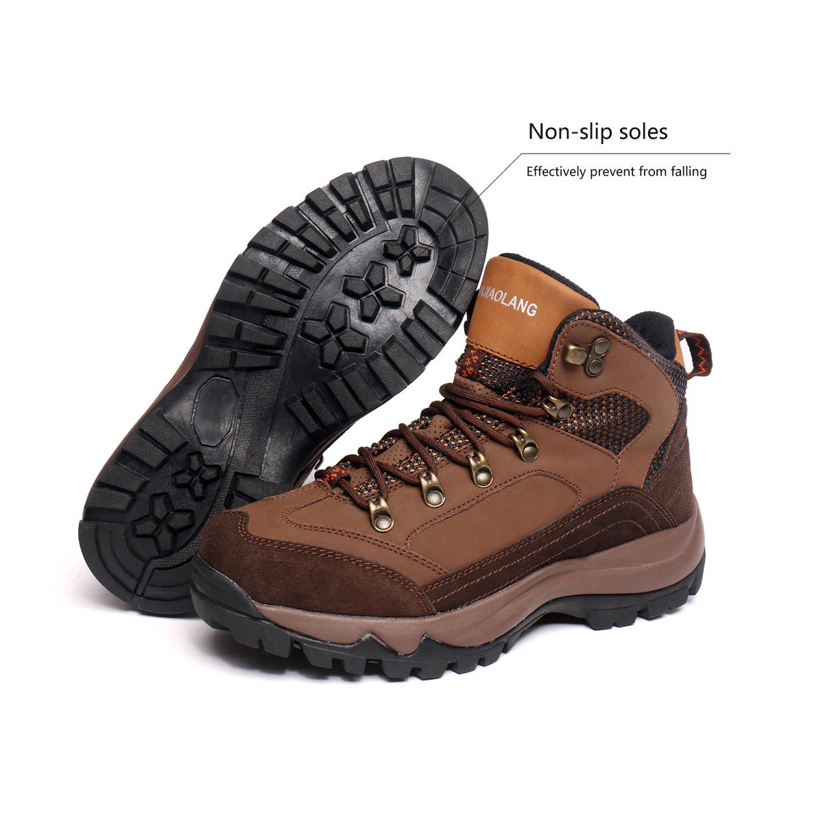 Men's Rechargeable Heated Warm Shoes, For Anglers Camper ...