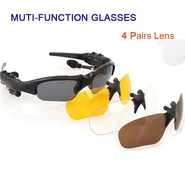 Multi-function+4.1+Stereo+Bluetooth+Earphones+Glasses ...