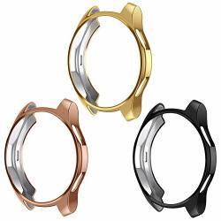 NaHai Case Compatible Samsung Galaxy Watch 46MM Tpu Slim ...