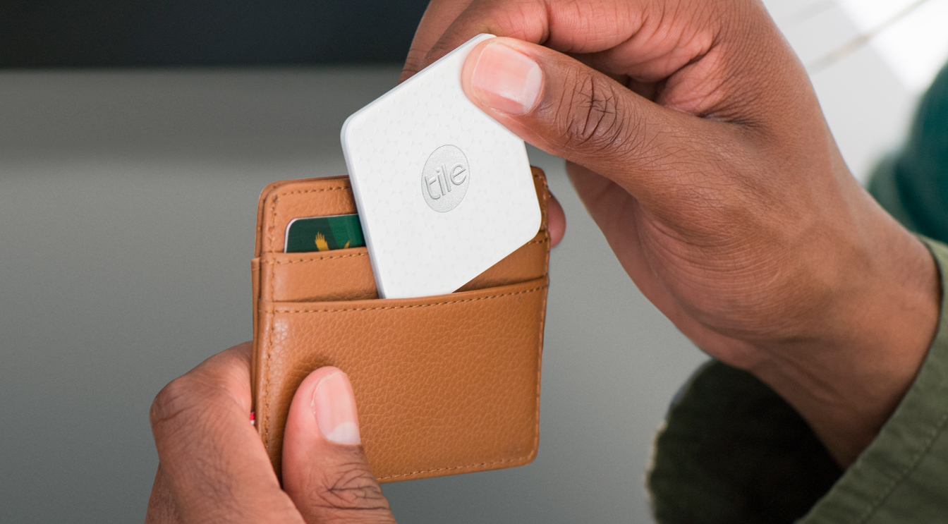 New Skinny Tile tracker fits in your wallet, helps you ...