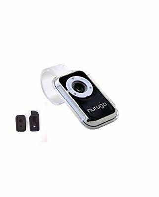 Nurugo Micro Smartphone Microscope (Silver) 400X Magnification (Silver)