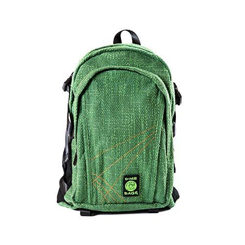 Original Hemp Backpack for Men & Women (Forest)